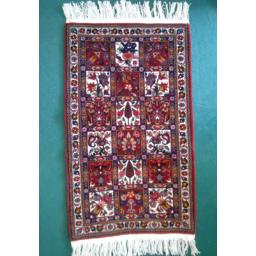 قالیچه دستباف بختیاری