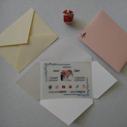 پاکت کارت و نامه