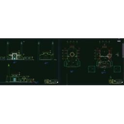 رسم نقشه های دو بعدی درAutoCad در کمترین زمان