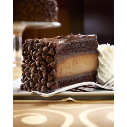 براونی چیز کیک