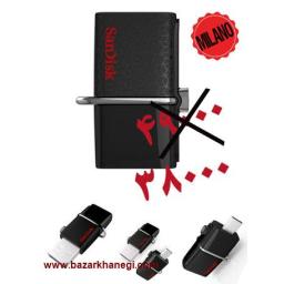 فلش مموري سن ديسک مدل Ultra Dual USB Drive 3.0