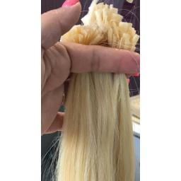 موی بلوند طبیعی