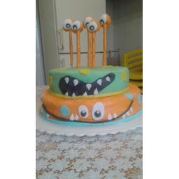 سفارش انواع کیک تولد خانگی