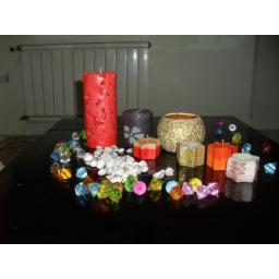 آموزش پنج نوع شمع