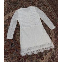 لباس زنانه گیپور، آستردار