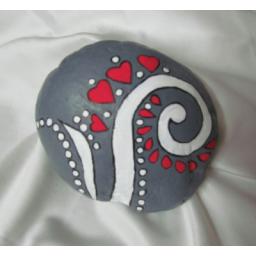 نقاشی روی سنگ (قابل شستشو)