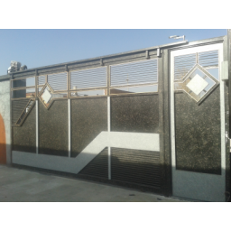 طراحی و اجرا انواع درب و پنجره فلزی