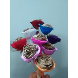 گل کاغذی شاخه ای