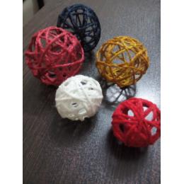 توپ های کنفی تزیینی