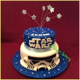 کیک جنگ ستارگان