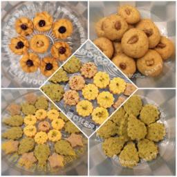 شیرینی  خانگی عید نوروز