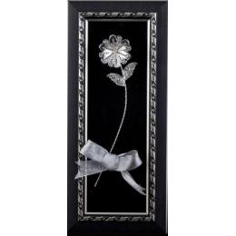 گلهای تزئینی طرح نقره