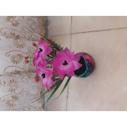 گلدان گل سایز متوسط