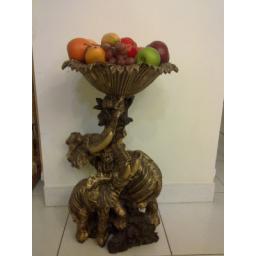 ظرف میوه خوری پایه دار