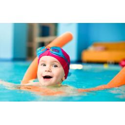 آموزش تضمینی شنا مخصوص کودکان و بانوان
