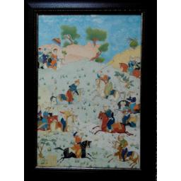 مینیاتور سازی (نگارگری ایرانی)