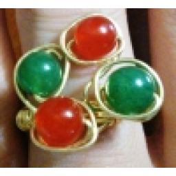 انگشتر  طلایی