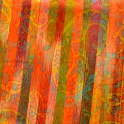 پارچه دست باف ایرانی با رنگهای اصیل و شارپ