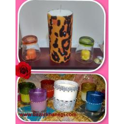 تزئینات شمع برای هفت سین 94