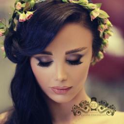 نمونه کار عروس vip 2015