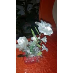 گل آرایی با رنگ های متفاوت