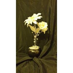 گلدان گل نمونه 14