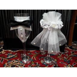 گیلاس عروس و داماد