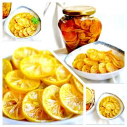 شربت لیمو کاملا طبیعی