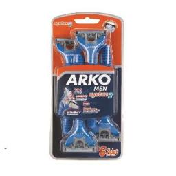 خودتراش آرکو سه تیغ Arko Men System3