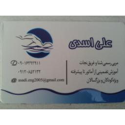 آموزش شناو شیرجه تضمینی