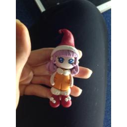 مدل عروسک خمیری ممول
