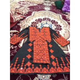 لباس محلی زنانه