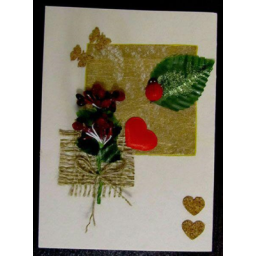 کارت پستال دست ساز برای نوروز