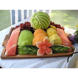 میوه آرایی برای تولد و جشنها