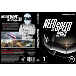 Need for Speed Rivals--- xbox