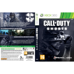 Call of Duty Ghost---xbox