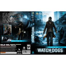 watch Dogs---xbox
