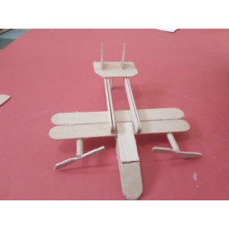 کاردستی جالب هواپیما سری2
