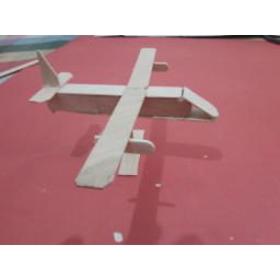 کاردستی جالب هواپیما