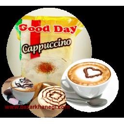 کاپوچینو اصل و خوش طعم Good Day با 40% تخفیف