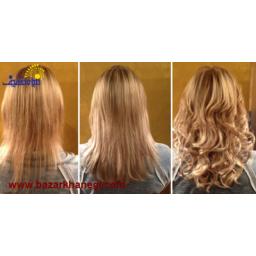 اکستنشن مو در سالن زیبایی ترنم 70% تخفیف