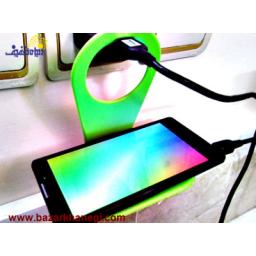 دستگیره شارژ موبايل با طراحي خاص