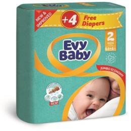 پوشک evy baby