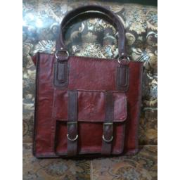 کیف چرم بزرگ زنانه