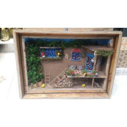 تابلو سنتی مستطیل