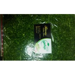 سبزی پلویی تازه و ریز شده – و کلیه محصولات خانگی