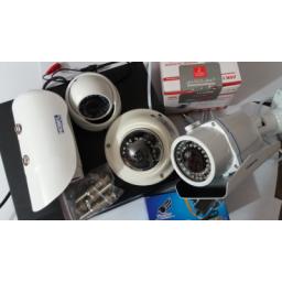 انواع دوربین مداربسته و دی وی آر سامسونگ