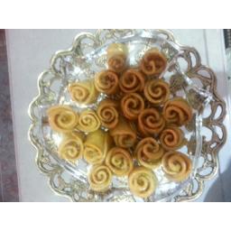 گل رز شربتی(باقلوای ترکیه)