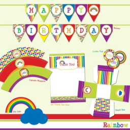 طراحی تم تولدو کلیپ شاد تولد کودکان