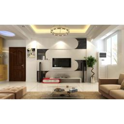 ظراحی و اجرای مدل های مختلف TV Room